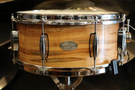 Doc Sweeney Legend Series #2 Steam Bent Ambrosia Maple 6.5X14 Snare Drum