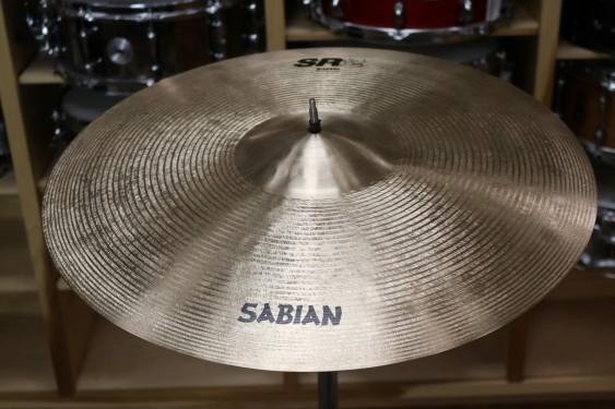 Sabian SR2 Thin Ride - Demo of Exact Cymbal - 2150 grams