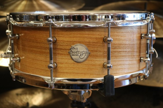 Doc Sweeney Pure Series 5.5x14 Steam Bent Elm Snare Drum