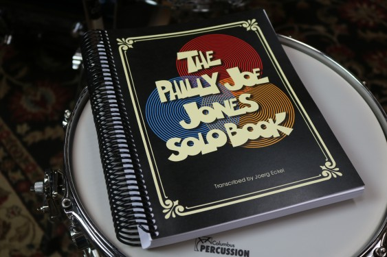 Philly Joe Jones Solo Book