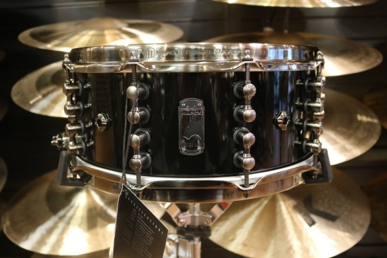 "Mapex 14 x 6 Black Panther Jeff Hamilton ""Maximus"" Snare Drum"
