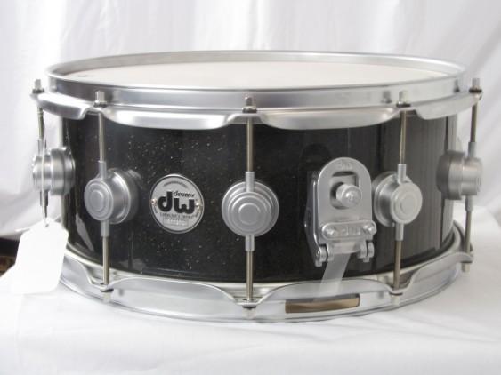 DW Drum Workshop Collector's Series 6'' x 14'' Maple Snare Drum - DRFP0614SSSC