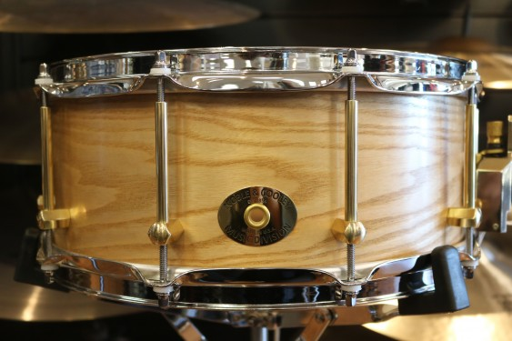 Noble and Cooley Classic SS Sassafras 6x14 Single Ply Snare - Limited Edition #7 of 15 FGSSS146P1FC
