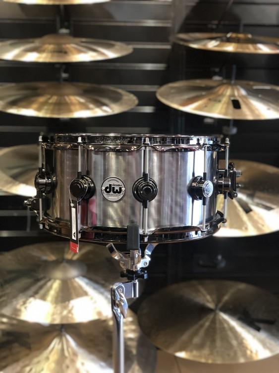 DW *Factory B-Stock* Collector's series 6.5x14 Titanium Snare Drum