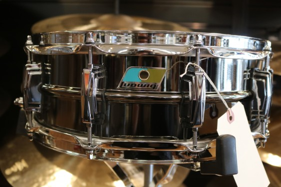 Ludwig B-Stock 5x14 Black Beauty Snare Drum