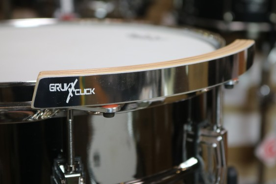 Gruv-X X-Click (Cross Stick Groove Wedge) - Chrome GRVXCL-CH