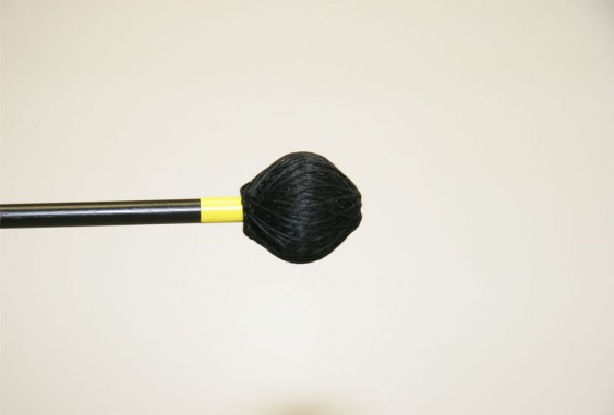 Mike Balter Shadow Series Black Cord Hard Black Birch Mallets