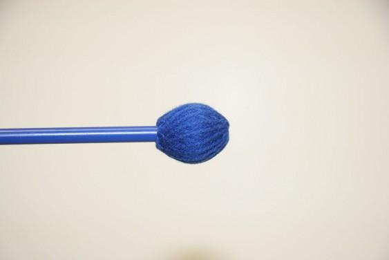 Mike Balter Basics Blue Yarn Medium Blue Birch Mallets