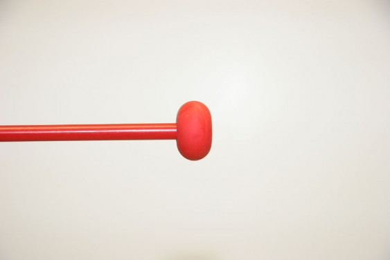 Mike Balter Basics Red Rubber Soft Red Birch Mallets
