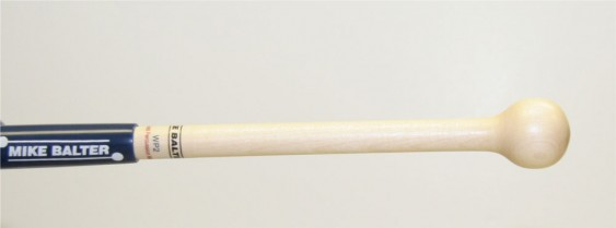 Mike Balter World Percussion Round Head Mallets