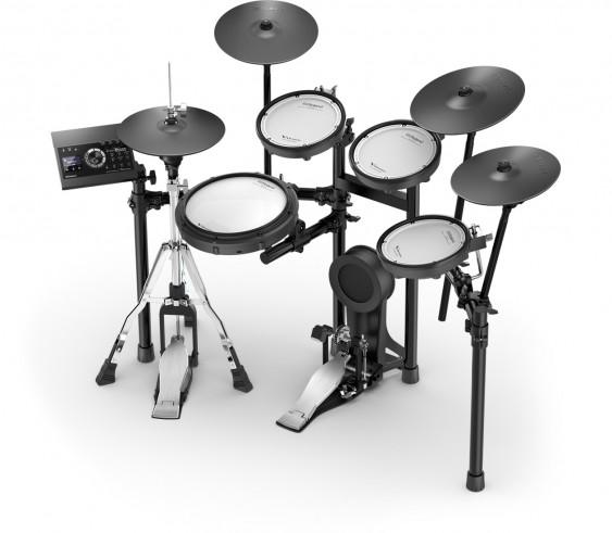Roland V-Drums TD-17KVX-S Electronic Drum Set