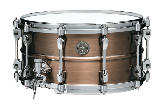 Tama Starphonic Copper 7 x 14 Snare Drum with Satin Brushed Finish