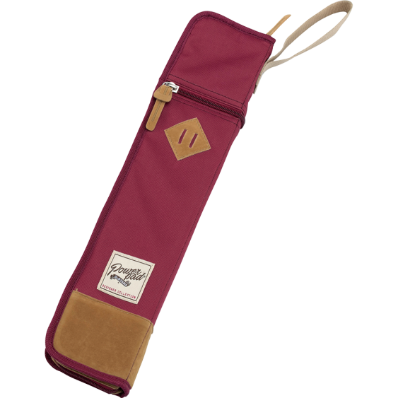 Tama Powerpad Designer Stick Bags Wine Red