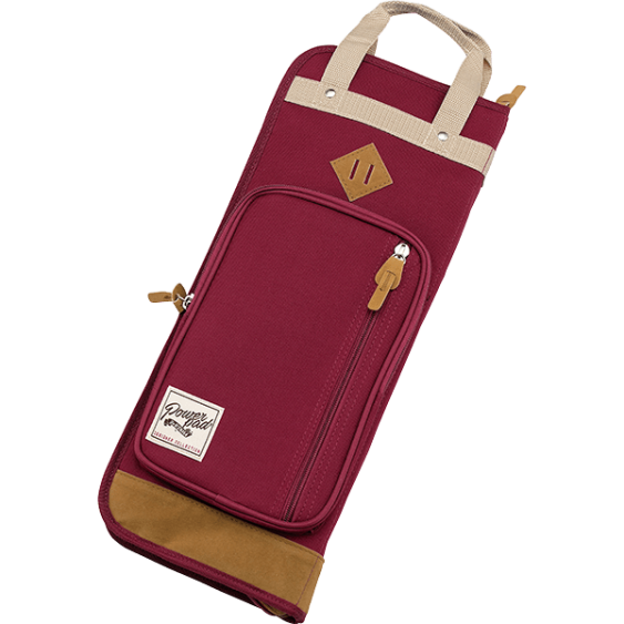 Tama Power Pad Disigner Collection Stick and Mallet Bag Wine Red