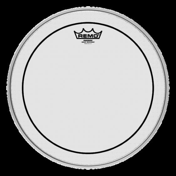 "Remo 6"" Clear Pinstripe Crimplock Drumhead"