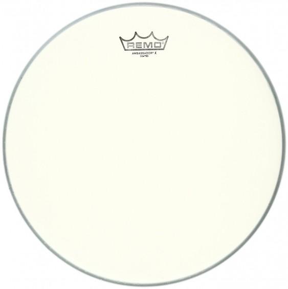 "Remo 14"" Coated Ambassador X Batter Drumhead"
