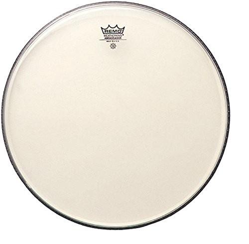 "Remo 13"" Clear Ambassador Batter Drumhead"