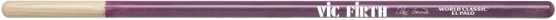 Vic Firth World Classic® Alex Acuña El Palo (Purple) Timbales