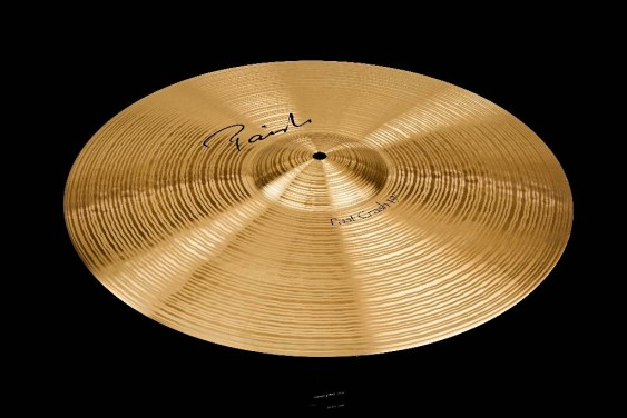 "Paiste 19"" Signature Fast Crash Cymbal"