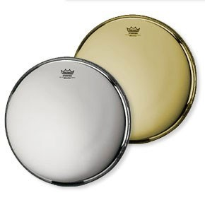 "Remo 12"" Chrome Starfire Drumhead Batter"