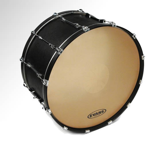 "Evans 32"" Strata 1000 Reverse Dot Bass Drumhead"
