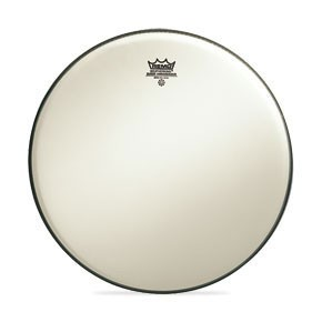 "Remo 40"" Suede Ambassador Bass Drumhead"