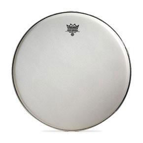 """Remo 28"""" Suede Emperor Bass Drumhead"""