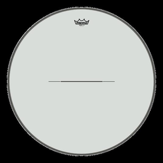 """Remo 26"""" Custom Clear Timpani Drumhead w/ Steel Insert"""