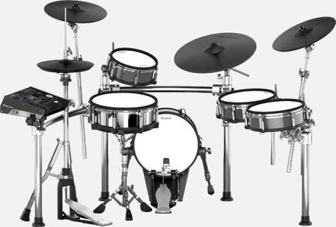 Roland V-Drums V-Pro TD-50 drumset (TD-50KV-S)