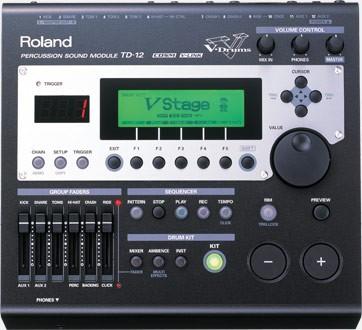 Roland TD-12 Percussion Sound Module