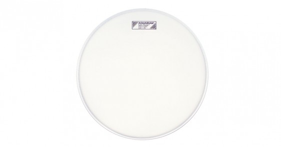 Aquarian 8'' Texture Coated Satin Finish Drumhead