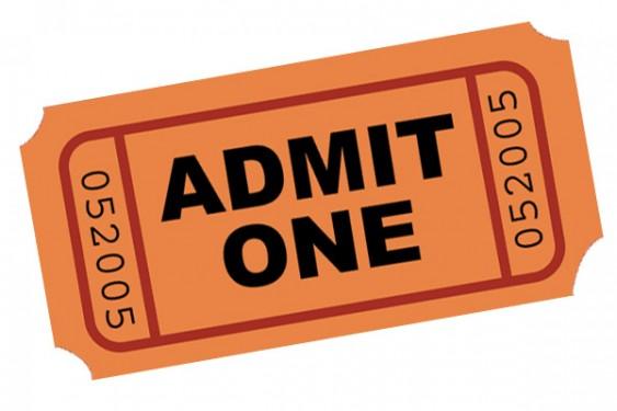 Columbus Percussion Ticket - Matt Halpern - 2013 - September 23rd