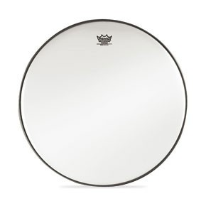 "Remo 22"" Custom Hazy Timpani Drumhead w/ Low-Profile Steel"