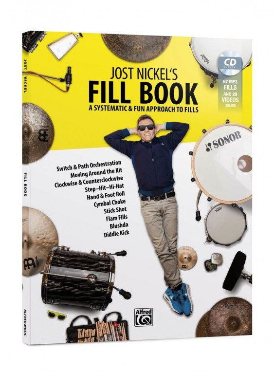 Alfred Publications Jost Nickels Fill Book with CD 20256US