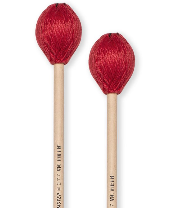 Iain Moyer Medium Vibraphone Mallets Vic Firth Corpsmaster® Keyboard