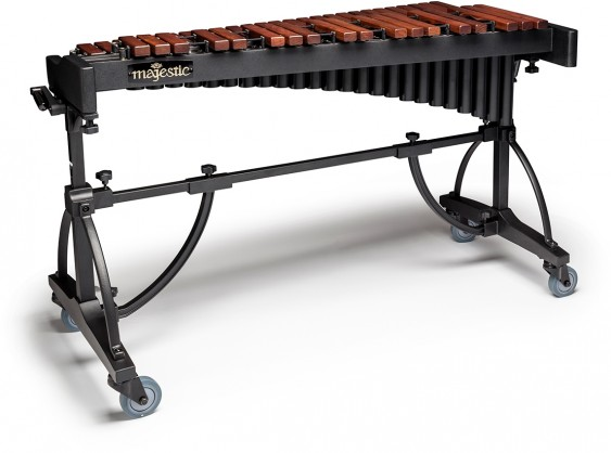 MAJESTIC 3.5 OCTAVE ROSEWOOD BAR XYLOPHONE
