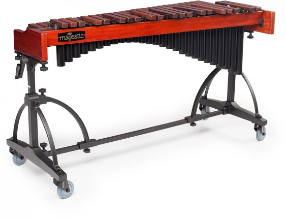 MAJESTIC 4.0 OCTAVE PROFESSIONAL ROSEWOOD XYLOPHONE