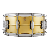 Ludwig 6.5 x 14 Super Series Super Brass Snare Drum