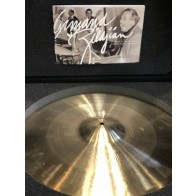 Limited Vintage Avedis Zildjian 100th Birthday Cymbal and Case - #30 of 100