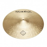 "Istanbul Agop 20"" Traditional Jazz Ride Cymbal"