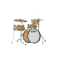 TAMA Club JAM 4-piece shell pack Satin Blonde 12x18 BD, 7x10 TT, 7x14 FT, 5x13 SD