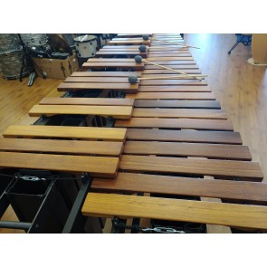 Used Adams 4.6 Octave Rosewood Marimba on Endurance Field Frame