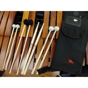 CPP-2 Columbus Percussion Intermediate Stick Pack
