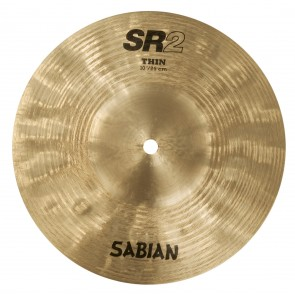 "Sabian SR10T 10"" Thin Cymbal"
