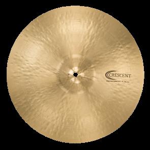 """Crescent By Sabian 14"""" Hammertone Hi Hat Cymbals"""