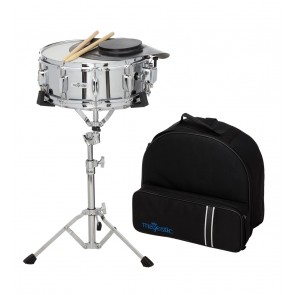 SNARE DRUM & PRACTICE PAD KIT WITH BACKPACK