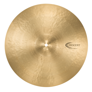 "Crescent By Sabian 15"" Fat Hat Cymbals"