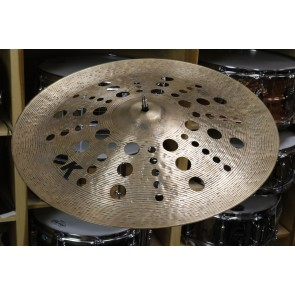 "Zildjian 18"" K Custom Special Dry Trash China Cymbal-Demo of Exact Cymbal-1135 grams"