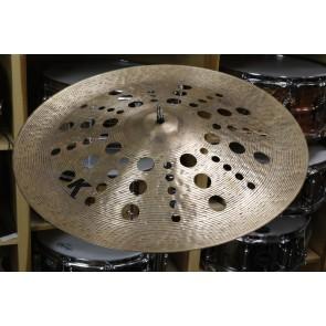 "Zildjian 18"" K Custom Special Dry Trash China Cymbal-Demo of Exact Cymbal-1135 grams"