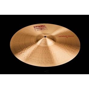 """Paiste 18"""" 2002 Extreme Crash Cymbal"""